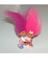 Troll Sweetheart Couple  - $8.00