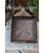She Sights A Bird #3 Loose Feathers For the Bir... - $9.00