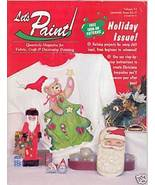 1990s Lets Paint Fabric Craft Painting Instructions 24 Projects - $4.99