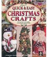 133 Projects Quick & Easy Christmas Crafts Vol 1 Instructions Gifts Deco... - $6.99