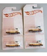 Hot Wheels 52 Pearl & Chrome Volkswagen T2 Pickup 6/6, #6 Of Six, 52nd E... - $16.82
