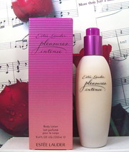 Estee Lauder Pleasures Intense Body Lotion 8.4 FL. OZ. NWB - $59.99
