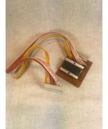 TEAC Remote Control Plug Input for TEAC X-20R REEL TO REEL Teardown  - $21.38