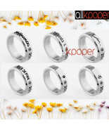KPOP EXO Ring MONSTA X Fashion Jewelry TWICE SEVENTEEN MAMAMOO BLACK PINK - $0.99