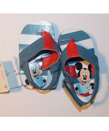 Disney Baby Infant Boys Mickey Mouse Sandals Size 2 NWT - $8.82