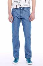 ARMANI EXCHANGE Straight Leg Chambray Jean Light Indigo NWT J6J66CH - $29.99
