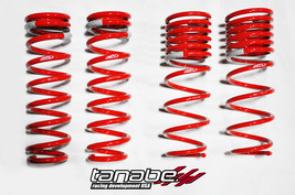Tanabe TDF004 DF210 Lowering Springs for 1992-2000 Honda Civic Coupe - $239.99