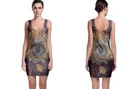 All Seeing Eye Women's Sleevless Bodycon Dress - $21.80+