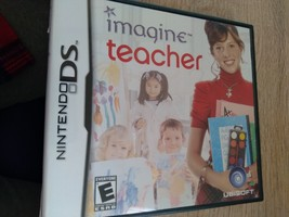 Nintendo DS imagine teacher image 1