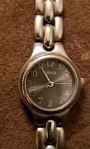 Lorus ladies watch silver tone band and case brushed silver finish LR0250 - $10.99