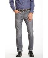 J Brand  Mens Kane 240916X003S Jeans Slim Ricochet Grey Size 31W - $81.94
