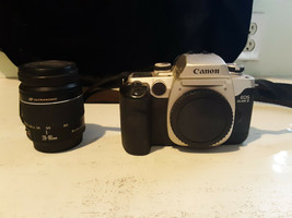 Canon EOS ELAN II  35mm SLR Camera Kit w/ 28-80mm Lens (Discontinued) - $150.00