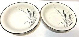 "Rosenthal Selb-Plossberg Vintage Silver Rimmed 5"" Bowls Qty 2  Germany - $30.95"