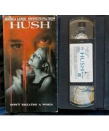 Hush VHS Starring Gweneth Paltrow and Jessica Lange - $3.99