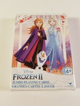 Disney frozen 2 Playing Cards, New. 4+ free shipping - $9.95