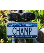 Personalized state tandem bicycle license plate - $9.99