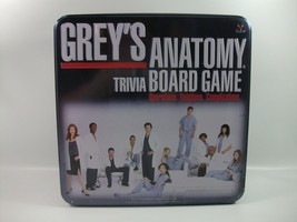 Grey's Anatomy Trivia Board Game Complete Cardinal 2007 8817 - $30.39