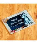 Dog Breed Cutting Board Husky - $14.91