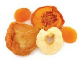 Mixed Fruit Without Prunes -24.95Lbs - $260.00