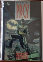Batman Prey (1992) Rare TPB Graphic Novel Moench, Gulacy, Austin NM w/Tr... - $30.00