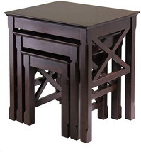 Winsome Wood 40333 Xola Occasional Table, Puccino - $171.27