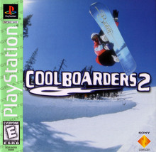 Cool Boarders 2 Playstation PS1  Complete CIB - $7.75