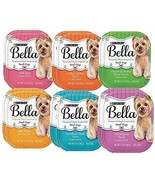 Bella Purina Small Dog Food 6 Flavor 12 Can Bundle: (2) Beef, (2) Grille... - $18.62