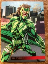Marvel Flair Annual 1995 #64 Vulture Single Card - $4.99
