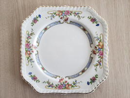 1940s Eastbourne Old English Square Plate - $14.95