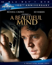 A Beautiful Mind [Blu-ray + DVD]