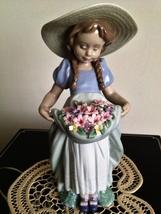 Lladro Bountiful Blossoms # 6756 Mint w/ Box - $439.99