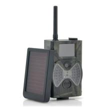 "Game Hunting Camera With Solar Panel ""Solar-Shot"" - 1440x1080, PIR Motio... - $127.76"