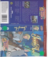 VHS Nest Animated hero Classics Joan of Arc Orleans Lorraine France 1429 - $11.87