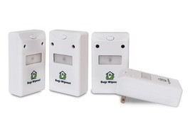 Ultrasonic Pest Control Repeller: 4 Eco-Friendly, Pet & Child Safe, easy... - $15.88