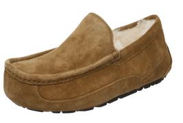 UGG® Ascot Suede Slipper, Chestnut, Sz 8 - $66.32