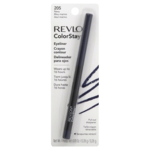 Revlon ColorStay Eyeliner with Sharpener, Color - Navy 205 (Pack of 2) - $48.94