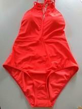Ted Baker London Coral Halter SwimSuit Size 4/12 Large U.S, image 1
