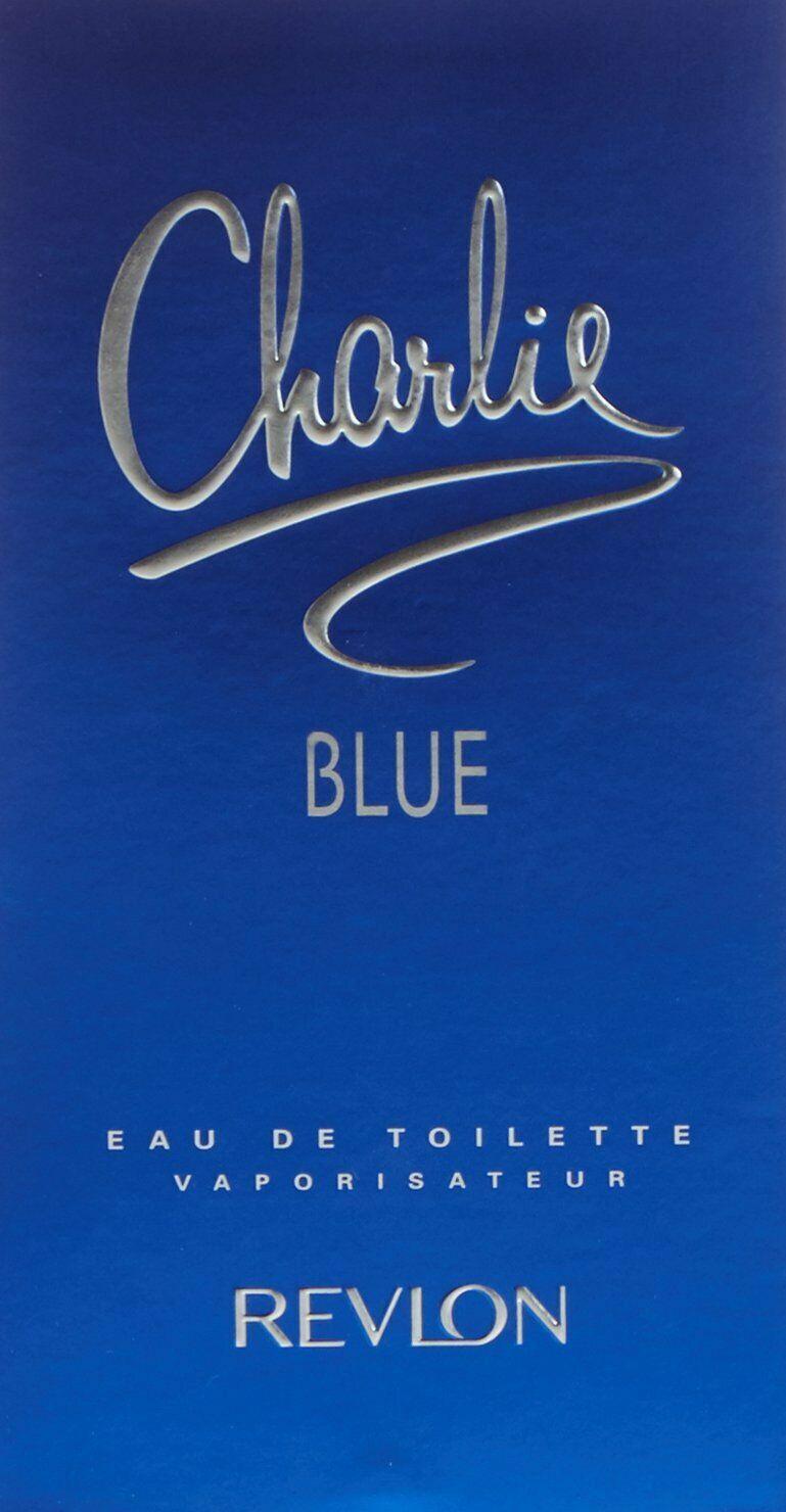 Revlon Charlie Blue EDT, PERFUME  100ml PACK image 4