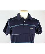 Lacoste IZOD Mens Short Sleeve Polo Shirt Size Large - $19.79