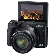 Canon EOS M Compact Camera w/ 3.0'' LCD and EF-M18-55mm IS STM Lens - $549.95