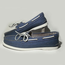 Sperry Top-Sider Men Authentic Original Washed Boat Shoe Size 10 M Non-Marking  - $48.45
