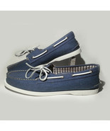 Sperry Top-Sider Men Authentic Original Washed Boat Shoe Size 10 M Non-M... - £36.94 GBP
