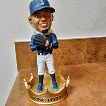 Seattle Mariners King  Felix Hernandez  Bobblehead  2017	Original Box Figurine  image 1