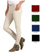 Calvin Klein Women Corduroy Stretch Straight Leg Pant Variety Colors Sz ... - $18.79