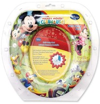 Disney Mickey Mouse Soft Potty Seat - $10.00