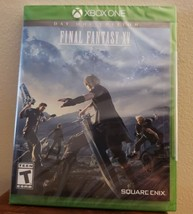Final Fantasy Xv: Day One Edition Microsoft Xbox One Factory Sealed - $32.91
