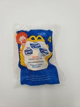 Disney House of Mouse Pluto Poseable Soft McDonald's Happy Meal Toy 2001 - $3.95