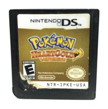 Pokemon HeartGold Version Official Original Nintendo DS 2010 Cartridge Only - $69.25