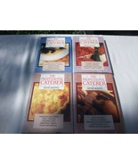 The Professional Caterer Series By Denis Ruffel 4 Volume Set Illustrated - $72.00