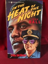 IN THE HEAT OF THE NIGHT by John Ball SIGNED - last one of these -rare s... - $196.00